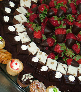 Los Angeles Holiday Catering Christmas Party Catering Orange County Caterers Los Angeles